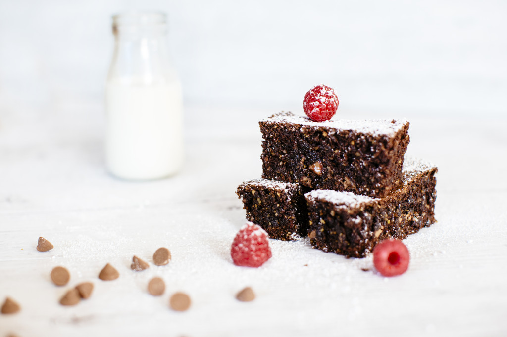 Decadent Lupin Brownie (3)